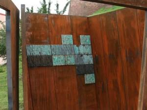 Sculpture. Reflexion 40076