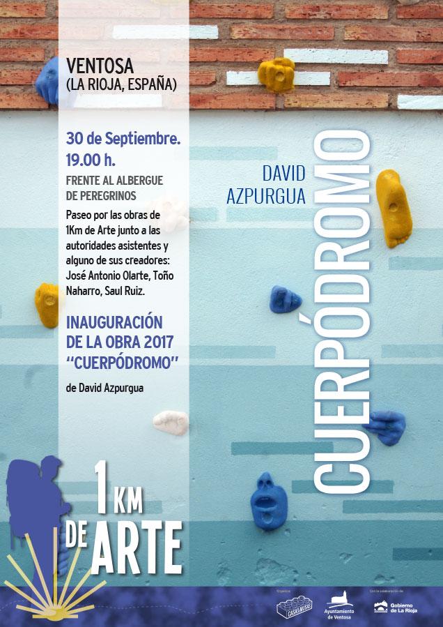 cartel_Cuerpodromo_A3_inauguracion
